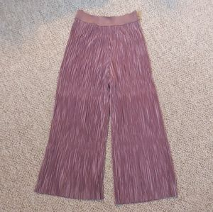 Beautiful Dynamite Pants Pleated Small